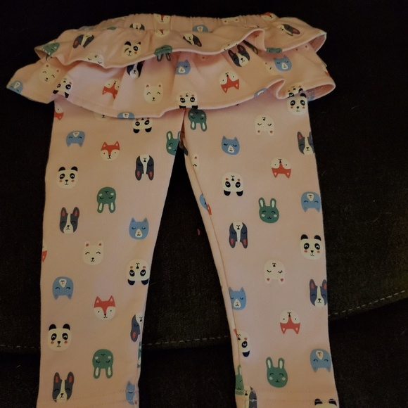 Carter's Other - Carter's NWT character ruffle pants